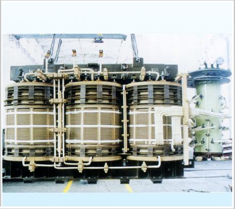 公司生产110kv级变压器以来,不断改进和总结经验.
